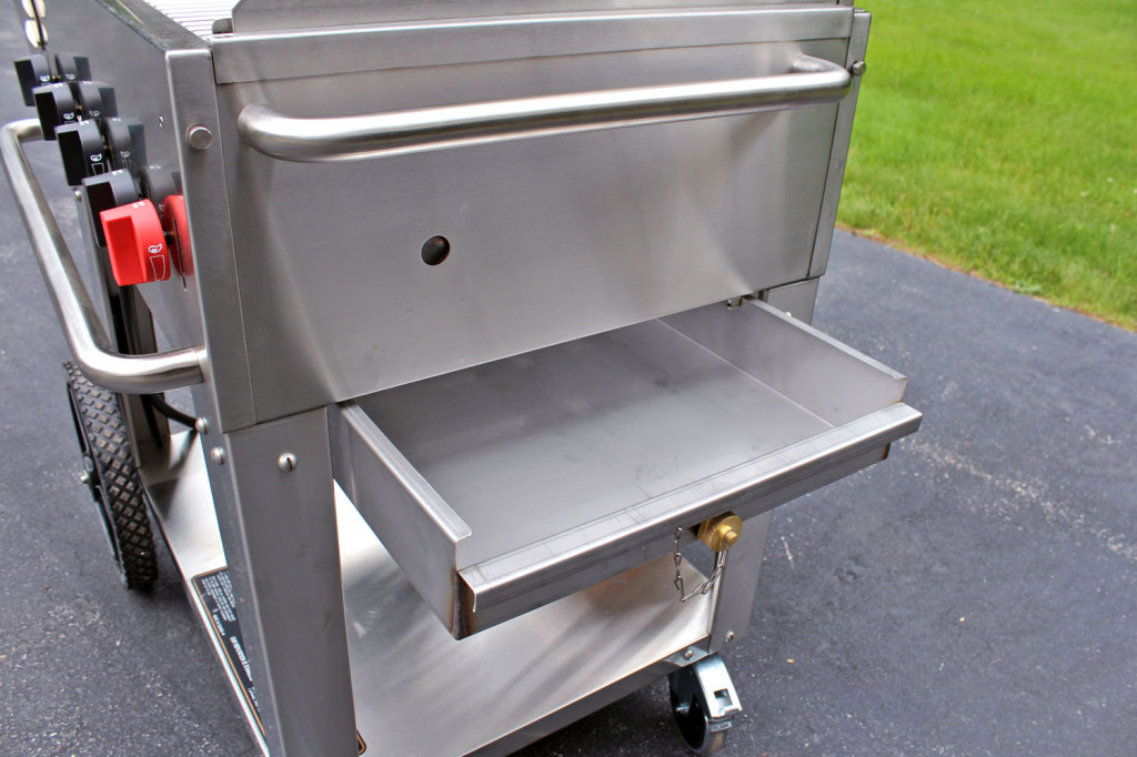 Crown Verity MCB-30 Grill